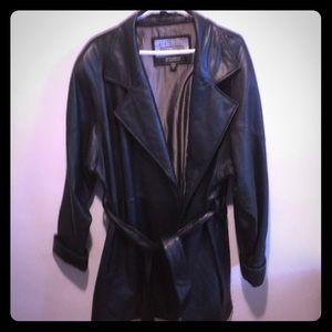 Wilson Leather Men's Coat Pelle Studio Large
